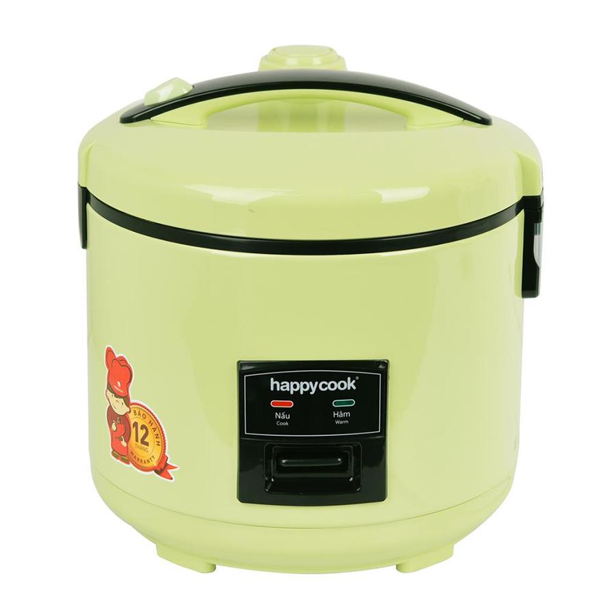 Nồi Cơm Điện Nắp Gài Cơ Happy Cook HCJ-181 (1.8L)