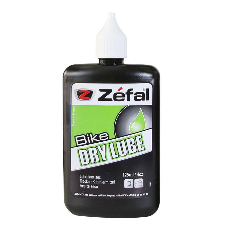 Nhớt xe đạp ZEFAL DRY LUBE 125ml cho thời tiết khô và bụi