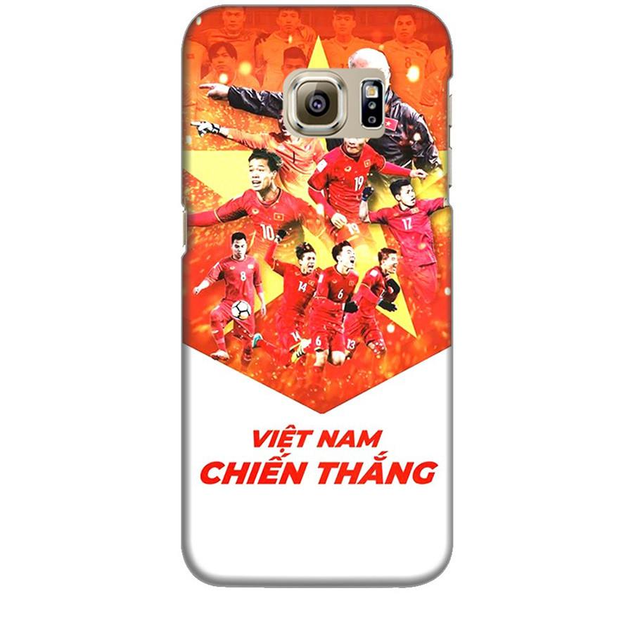 Ốp Lưng Dành Cho Samsung Galaxy S7 Edge AFF Cup Đội Tuyển Việt Nam Mẫu 3