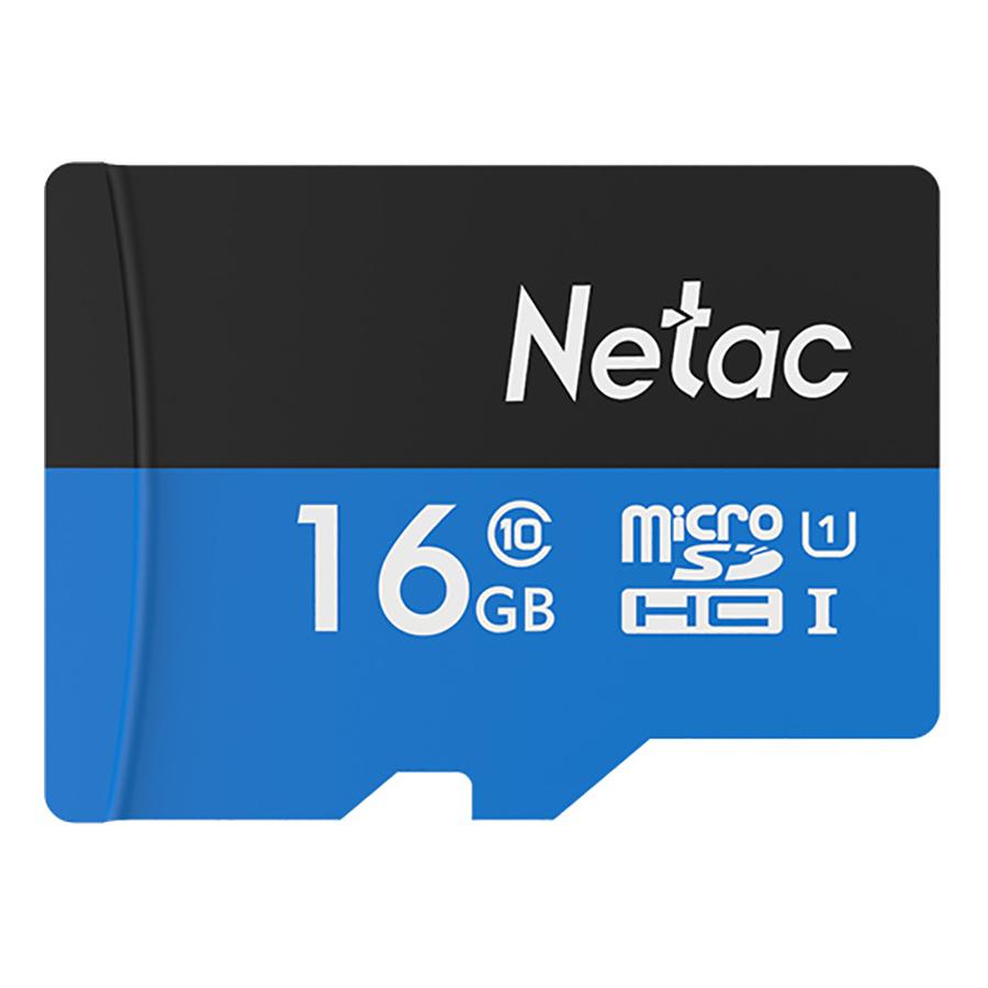 Thẻ Nhớ Netac U1 16GB - Hàng Nhập Khẩu