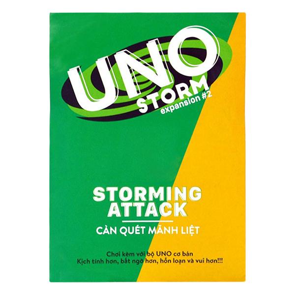 Bài Uno Mở Rộng - Uno Storm