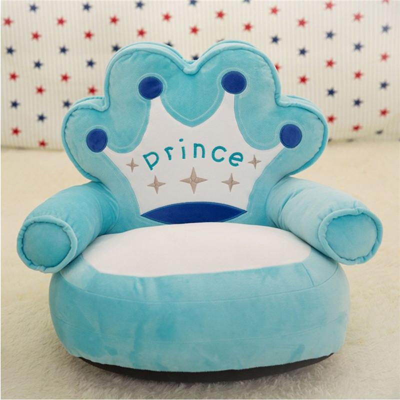 Ghế ngồi thú bông Princess Baby Plaza