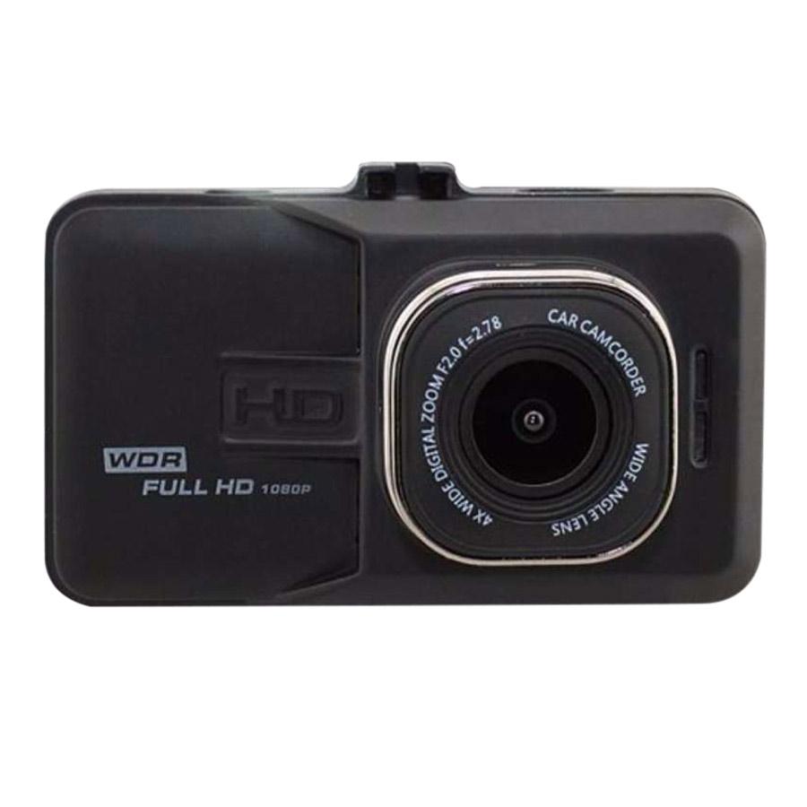 Camera Hành Trình Mới 2550 Góc Quay Rộng Hỗ Trợ Ghi Đè - Hàng Nhập Khẩu