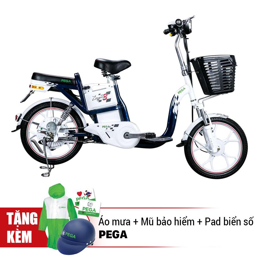 Xe Đạp Điện Pega Bike Zinger Color3