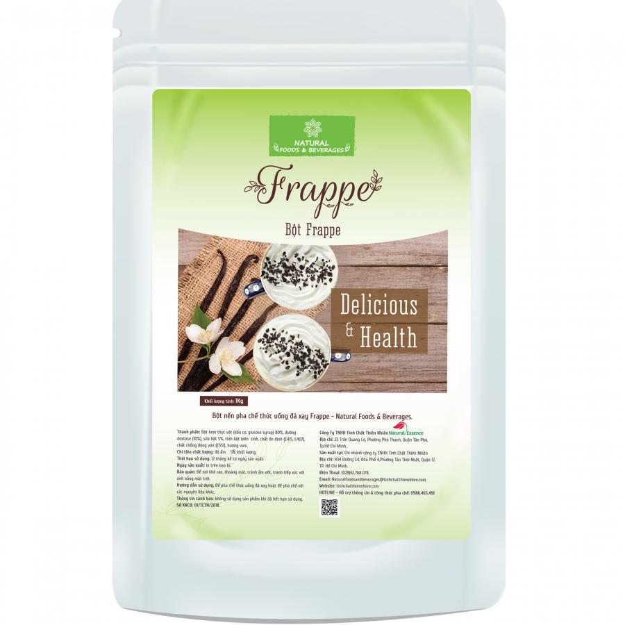 Bột Frappe - Natural Foods  Beverages