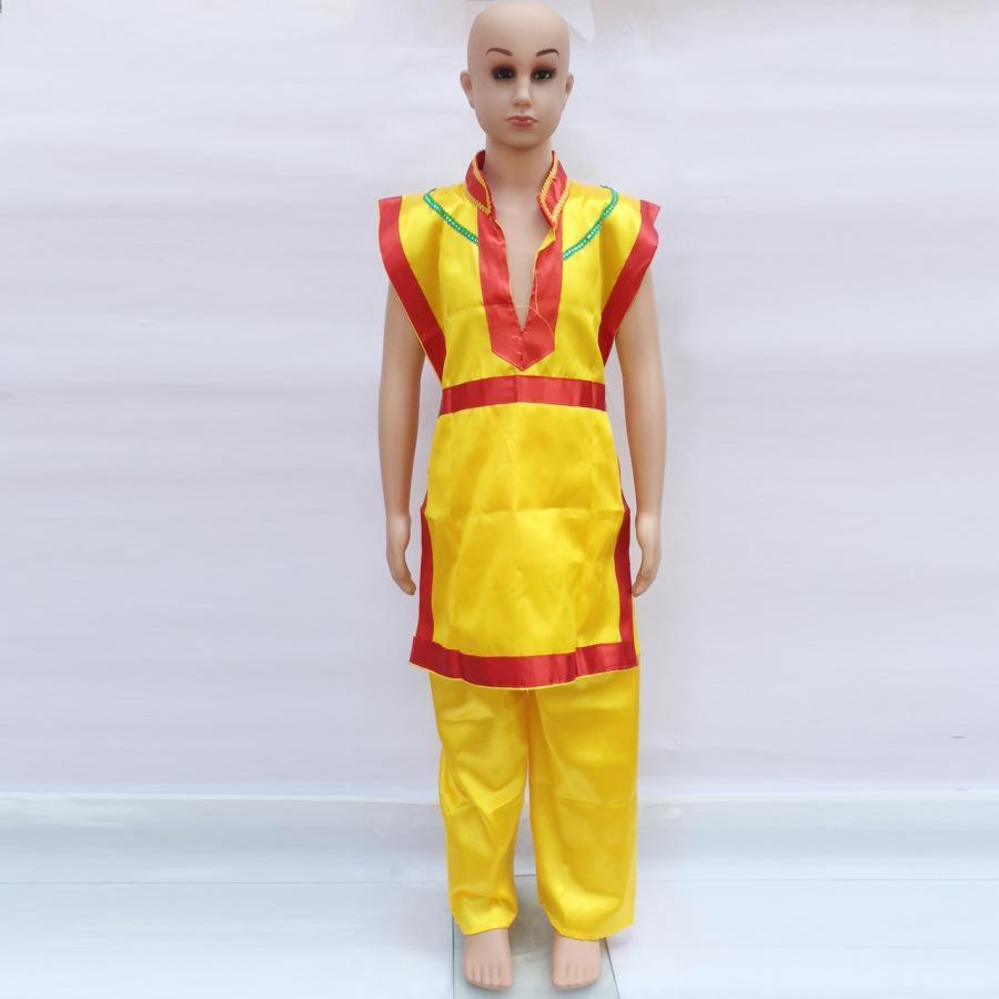Bộ trang phục múa lân sư rồng dành cho thanh thiếu niên và người lớn
