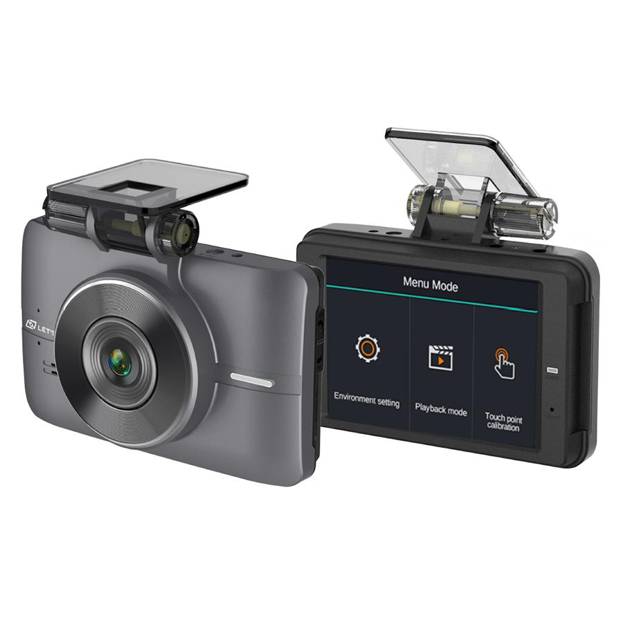 Camera Hành Trình LET'S VIEW HH-300M - Hàng Chính Hãng