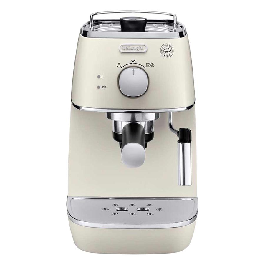 Máy Pha Cà Phê Espresso Distinta Delonghi ECI 341.W (1100W) - Trắng