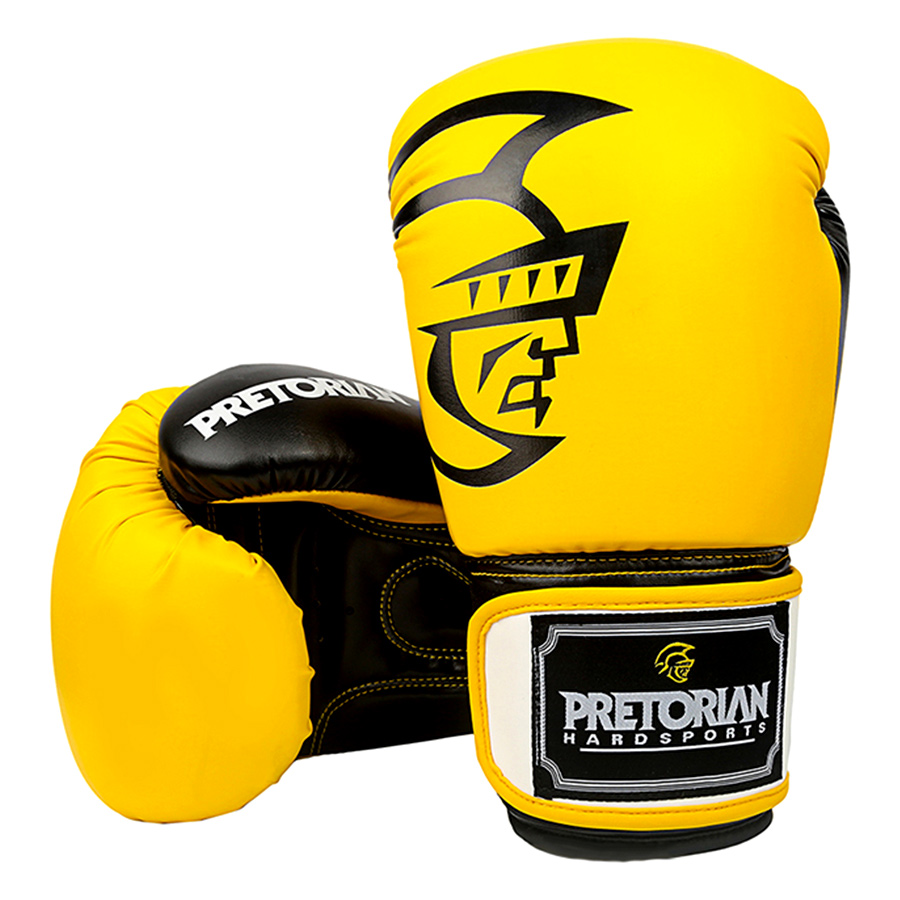 Găng Tay Boxing Pretorian BG-PR-Y - Vàng