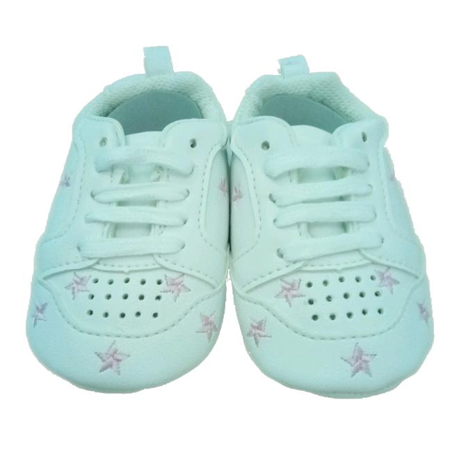 Giày bata tập đi hình ngôi sao