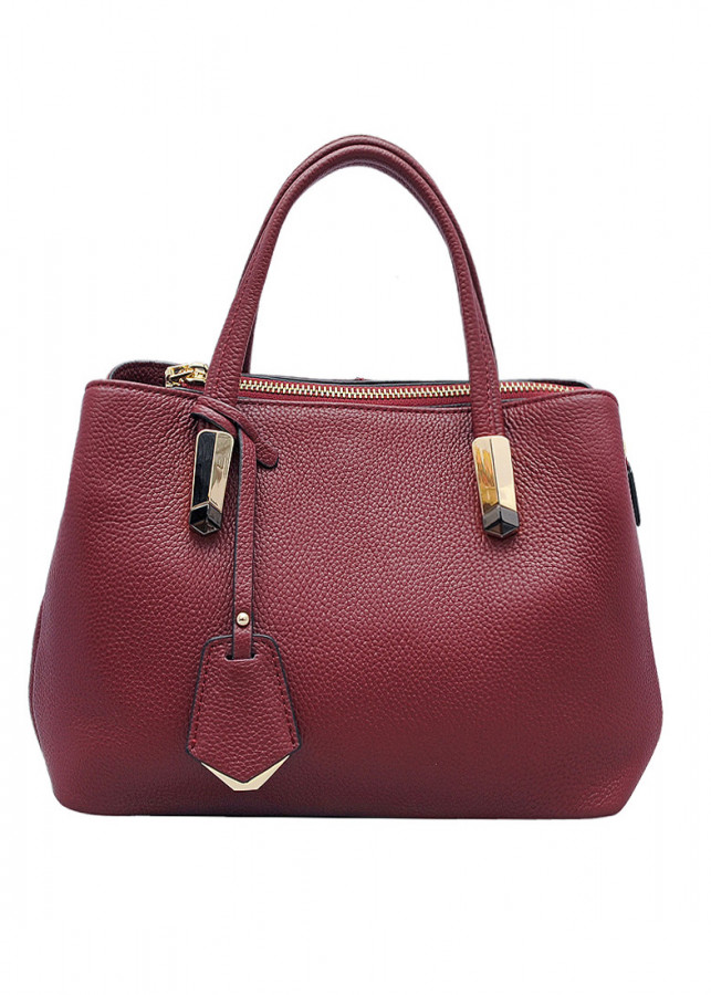 Túi xách tay nữ da bò thật cao cấp ET520