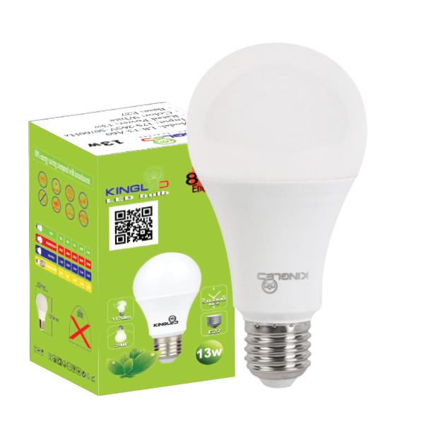 Đèn LED BULB Kingled LB-13-A60 tiết kiệm điện 13w