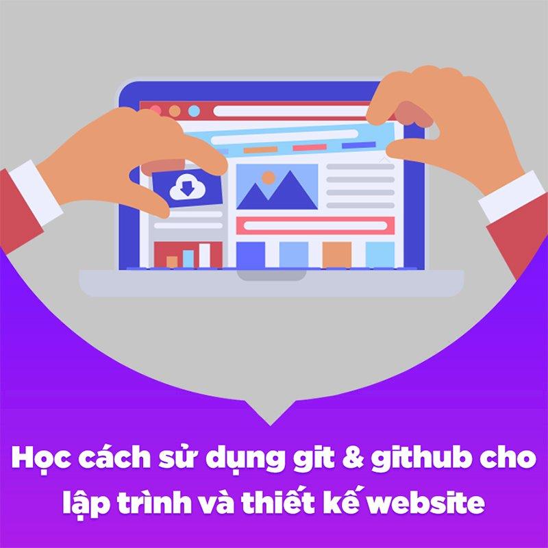KYNA - Khóa Học Học Cách Sử Dụng Git  Github Cho Lập Trình Và Thiết Kế Website