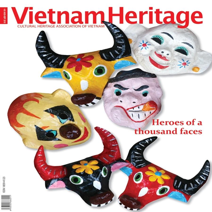 Vietnam Heritage Magazine AUG-SEP2018