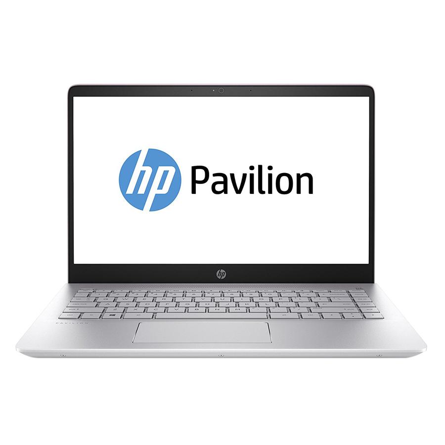 Laptop HP Pavillon 14-bf015TU 2GE47PA Core i3-7100U/Dos (14 inch) - Hồng - Hàng Chính Hãng