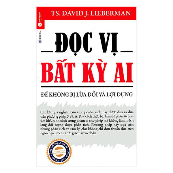 Sách Kinh Doanh - Đọc Vị Bất Kỳ Ai (Tái Bản)