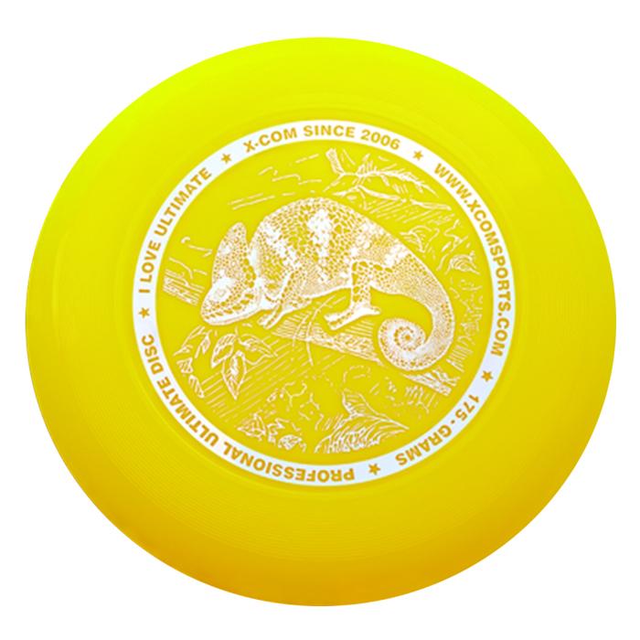 Đĩa Ném Thể Thao Alien Sport Gecko FB1099PU11UD005 - Yellow