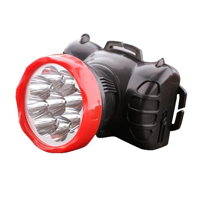 Đèn đội đầu sạc điện 9 LED USA Store