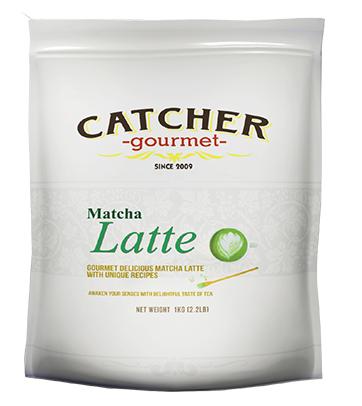Bột Catcher Premium Matcha Latte