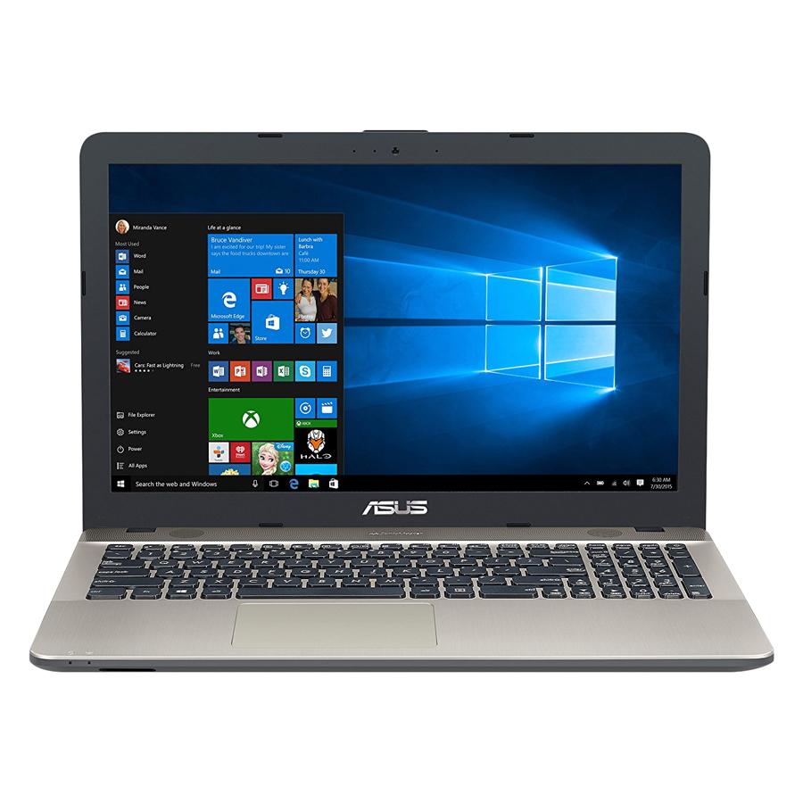 Laptop Asus X541UA-XX272T Core i3-6100U/Win 10 (15.6 inch) - Đen - Hàng Chính Hãng