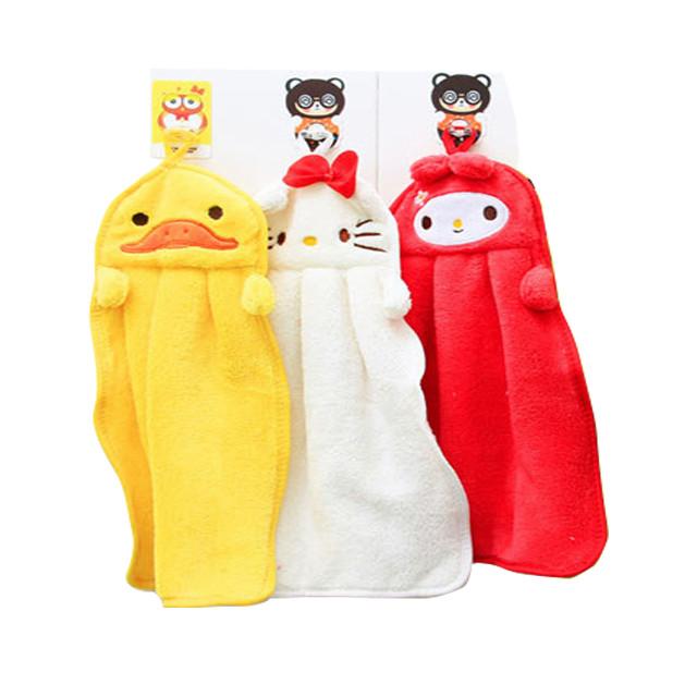 Combo 3 khăn lau tay Hình xinh xắn - Giao mẫu ngẫu nhiên