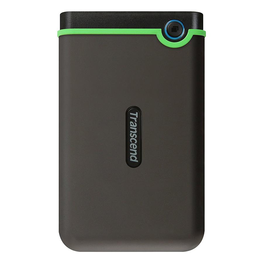 Ổ Cứng Di Động Transcend M3S 1TB Slim USB 3.0 TS1TSJ25M3S - Hàng Chính Hãng