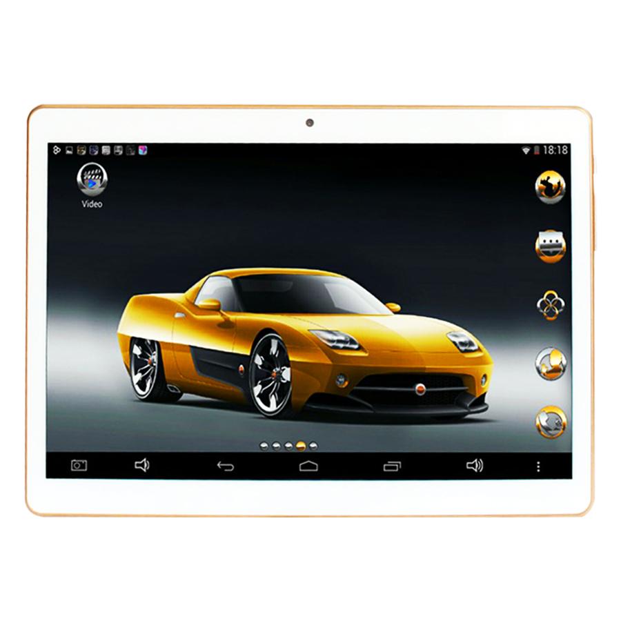 Máy Tính Bảng cutePad Tab 4 M9601-2018 WIFI/3G - Vàng Gold - Hàng Chính Hãng