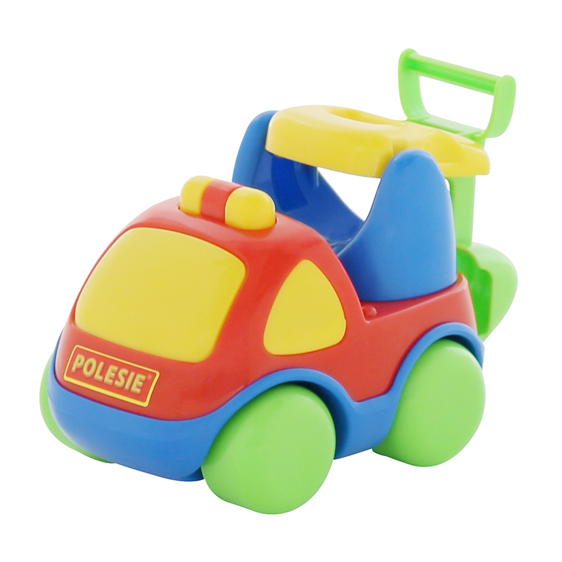 Xe xúc đồ chơi Carat – Polesie Toys
