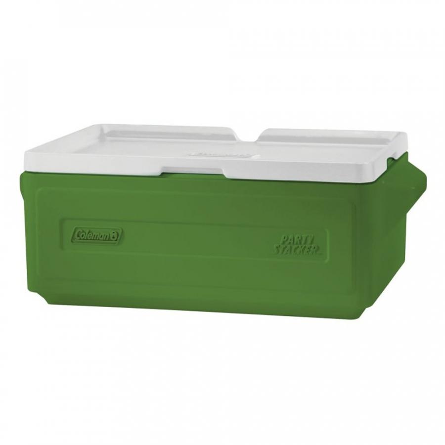 Thùng giữ nhiệt  Coleman 24 lon 3000000451 - Xanh lá - Cooler 24 Can Stacker - (Green)