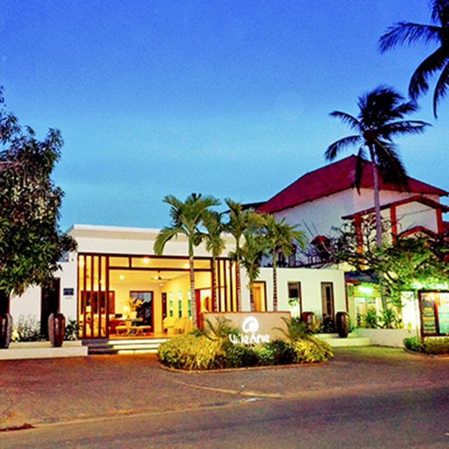 Villa Aria Mũi Né tiêu chuẩn 4 sao