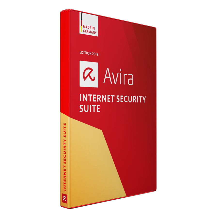 Phần Mềm Diệt Virus Avira Internet Security Suite 1 Máy / 1 Năm