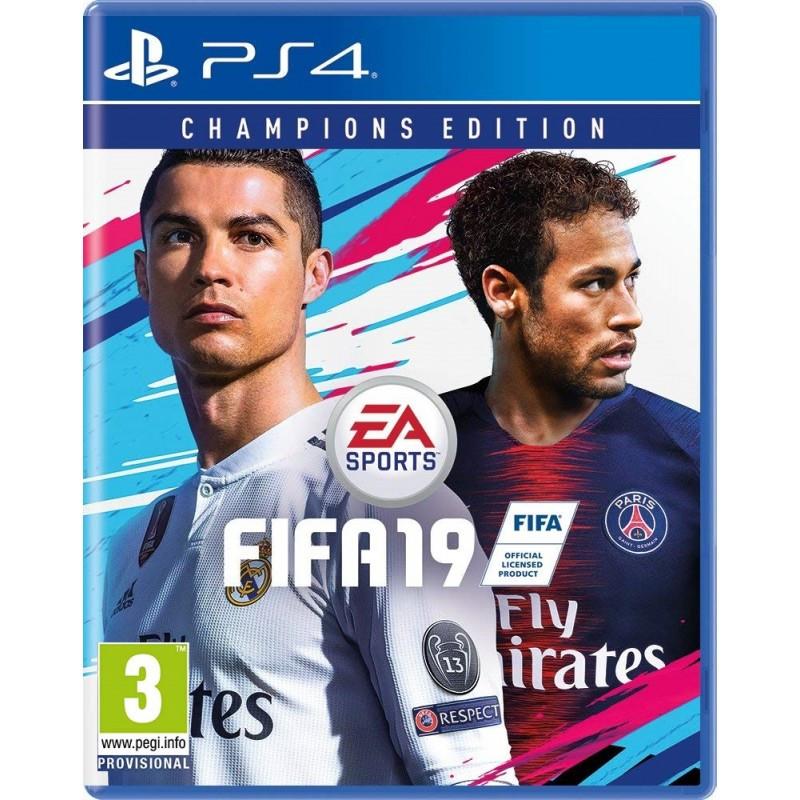Đĩa game PS4: Fifa 19 Champion Edition