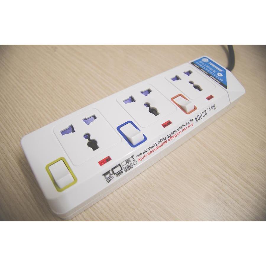 Ổ cắm điện chống sét Toshino E-Series
