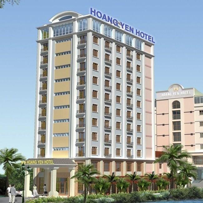 Voucher khách sạn Hoàng Yến I Bình Dương tiêu chuẩn 3*