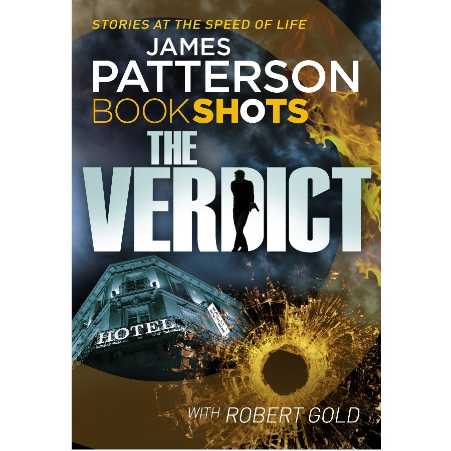 The Verdict: BookShots (A Jon Roscoe Thriller Book 2)