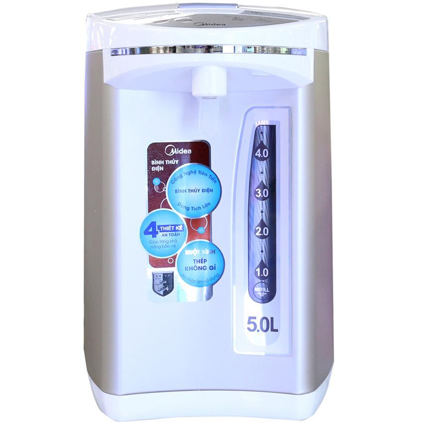 Bình Thủy Điện Midea MP-50DP (5l)