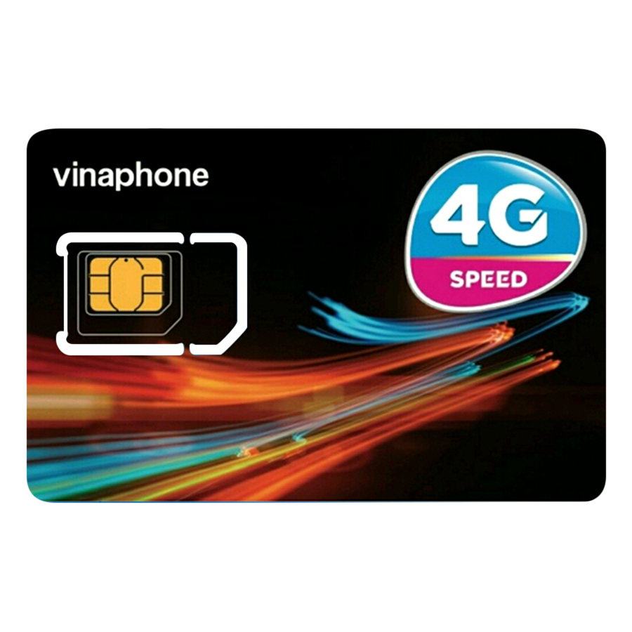 Sim 4G Vinaphone Nghe Gọi (Tặng 2GB / Ngày)