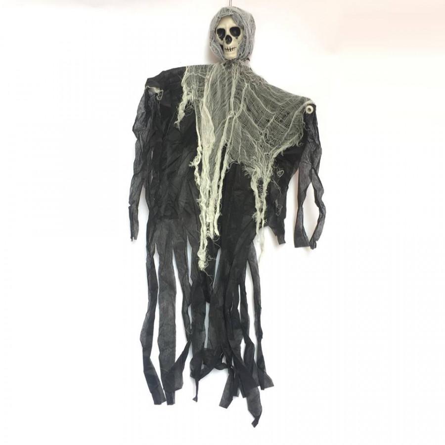 Mô hình con ma 90cm x 40cm trang trí Halloween