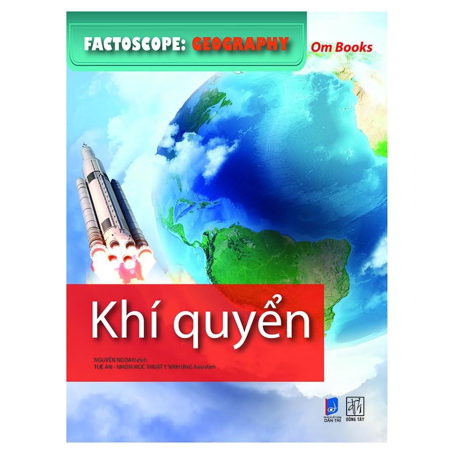 Factoscop: Geography - Khí Quyển (Tranh Màu)