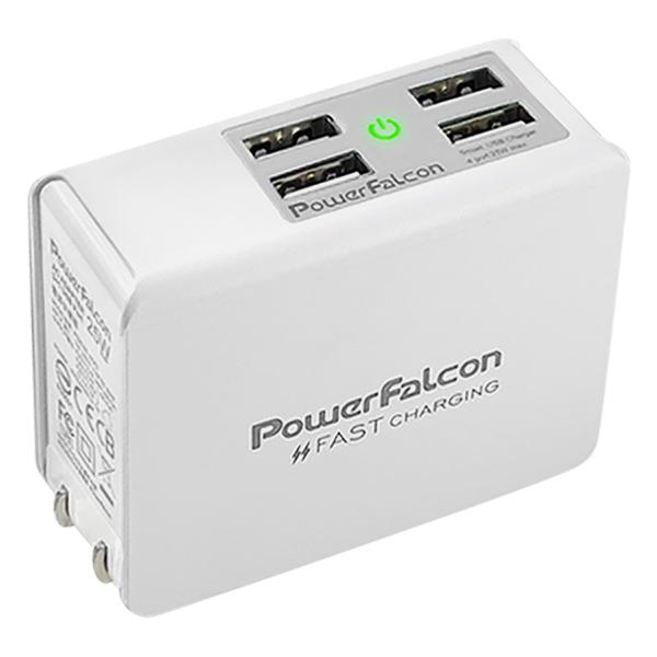 Cục Sạc Powerfalcon 25W Multi Port Foldable Charger