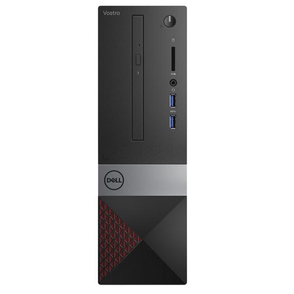 PC Dell Vostro 3470 ST HXKWJ1 Pentium Gold G5400/Free Dos (Black) - Hàng Chính Hãng