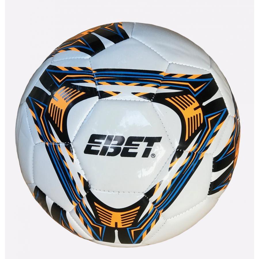 Bóng đá Động Lực số 5 Hoa EBET (Hàng nhập khẩu) + Kèm kim bơm bóng