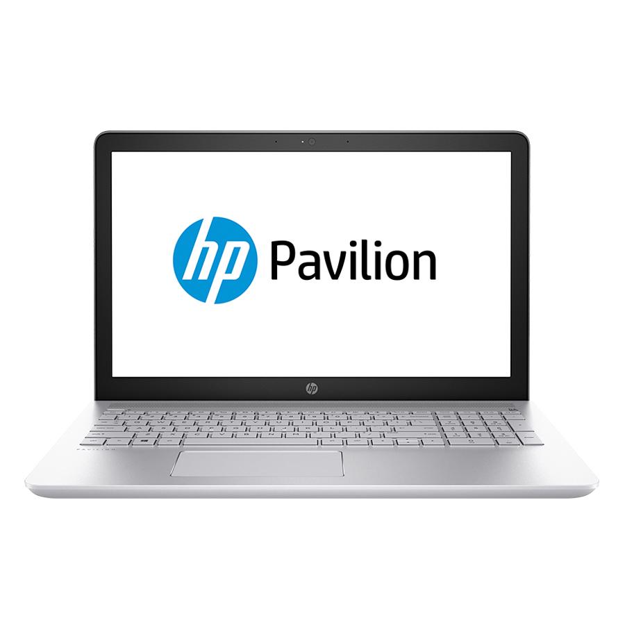 Laptop HP Pavilion 15-cc046TX 2GV05PA Core i5-7200U/Dos (15.6 inch) - Xám - Hàng Chính Hãng