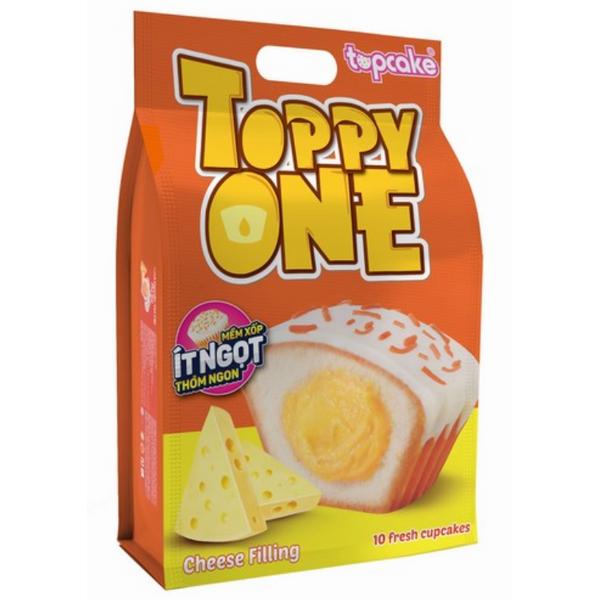 Bánh Toppy One - Sôcôla Trắng Phô Mai (300g)