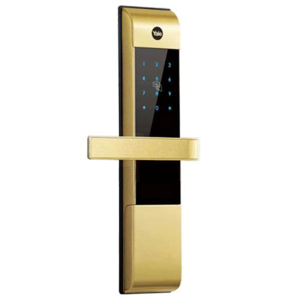 Khóa Cửa Điện Tử YALE YDM 3109 - Gold