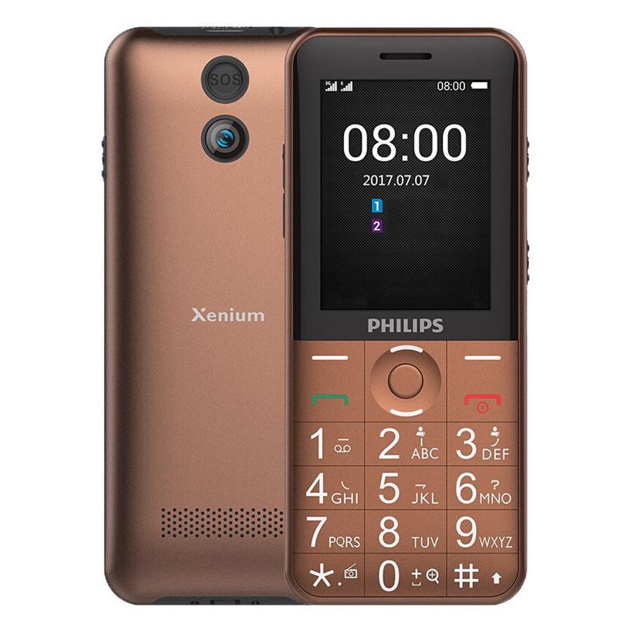 Điện Thoại Philips Xenium E331 - Hàng Chính Hãng