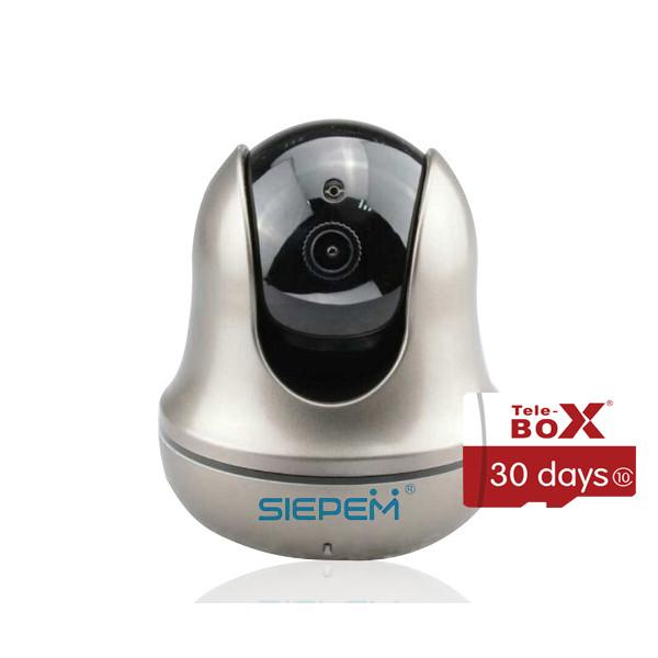 Camera IP Wifi Siepem S6812 Plus 2.0M 1080P Full HD + Kèm 1 Thẻ Nhớ 16Gb Class 10