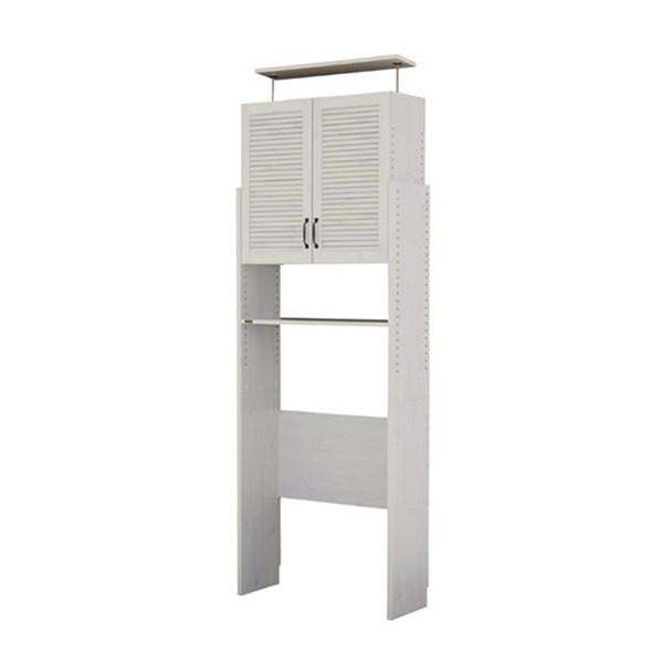 Tủ Đồ Dùng Máy Giặt SATO DOLLY25080SRTN - Trắng Ngà