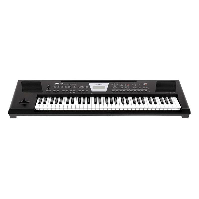 Đàn Organ Roland BK-3 - Đen