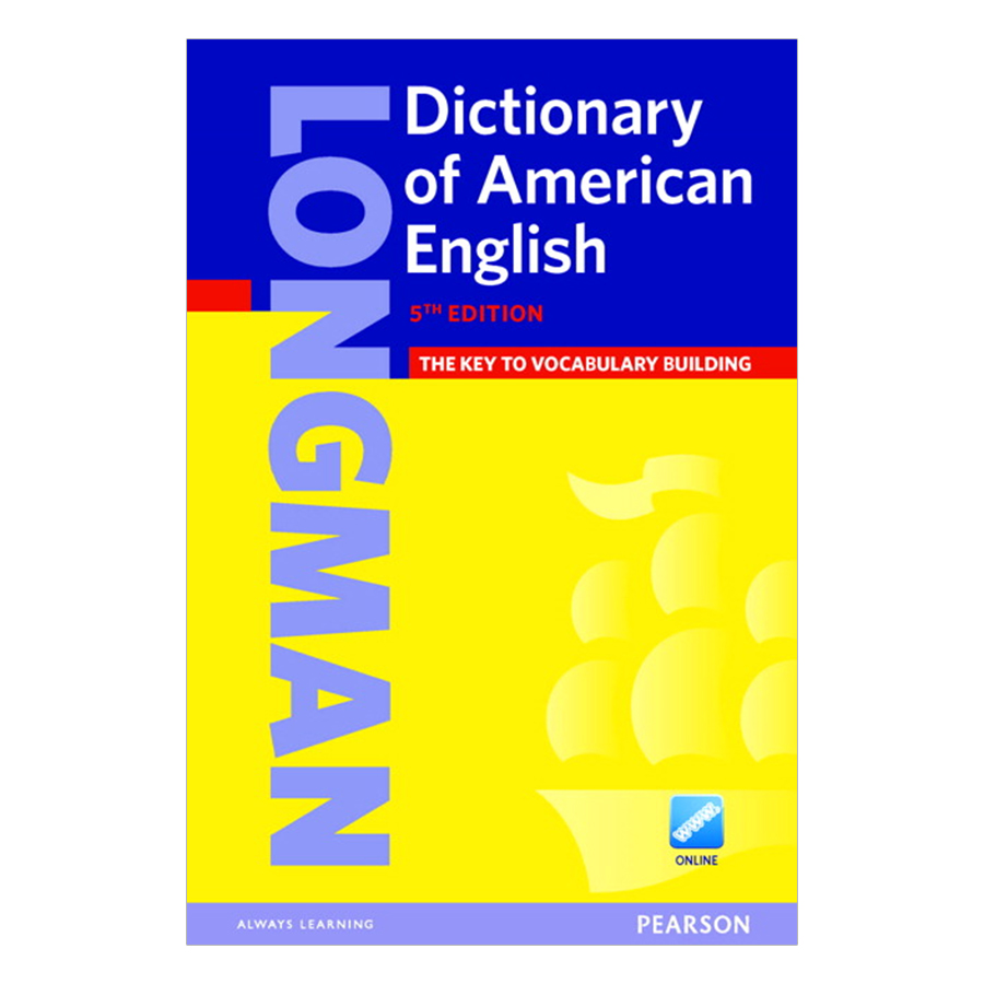 Longman Dictionary Of American English (5 Ed.): Paper With Pin Code (5th Ed)